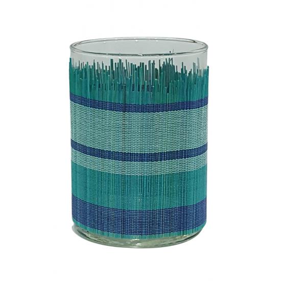 Bambu Kaplama Cam Mumluk